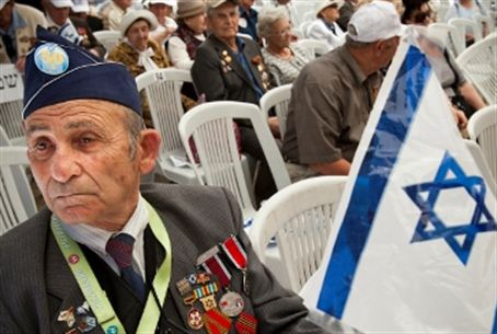 Jewish World War II vet