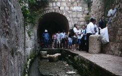 Touring the City of David