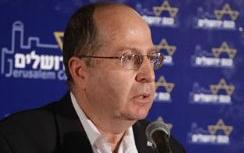 Yaalon at conference