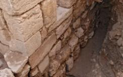 Excavation in Old City of Jerusalem