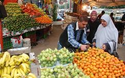 Markets are filled in Gaza, say Arab media