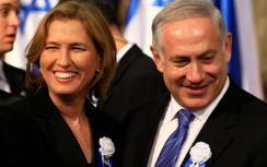 Opposition Leader Livni left behind?