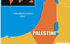 "The Land of Israel as ""Palestine"""