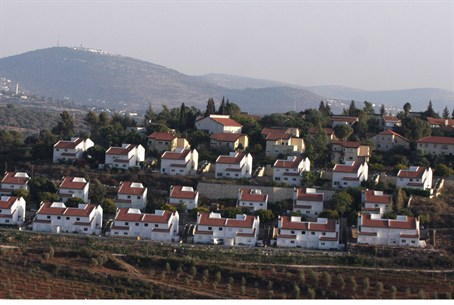 Samarian community of Halamish