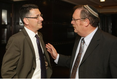 Saar (left) and Hershkowitz (file)