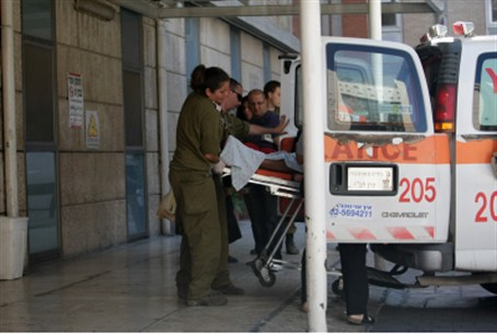 Israeli hospital (illustrative)