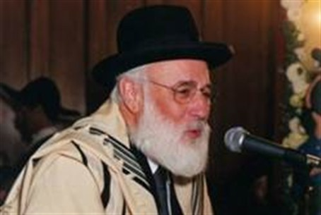 Rabbi David Mashash