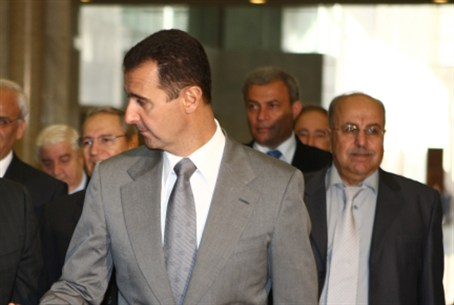 Attack a blow to Assad's regime