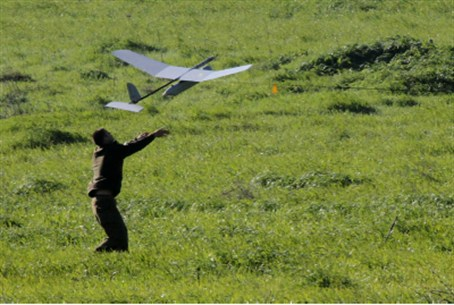 UAV launch