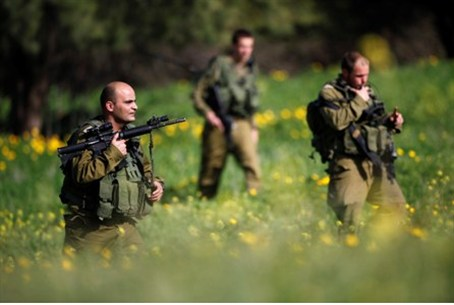 IDF force searches for rockets