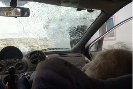 Ami-El's Son and Smashed Windshield