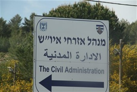 The Civil Administration