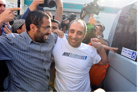 Hagai Amir released from prison