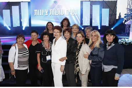 Empowering Women within the Zionist Enterpris