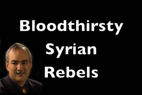 Shoebat Exposes Syrian Rebel Atrocities