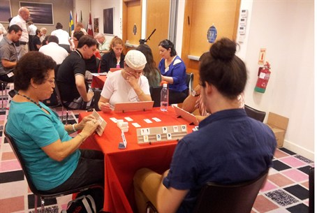 Rummikub tournament