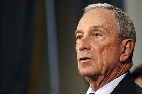NYC Mayor Bloomberg now endorses Obama for pr