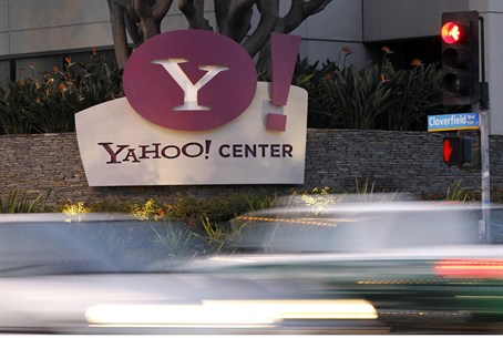 Offices of Yahoo!, Flickr's parent company
