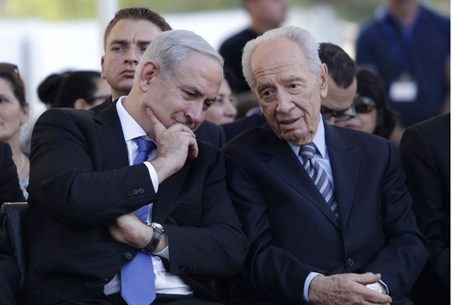 Peres still believes Abbas is a partner for e