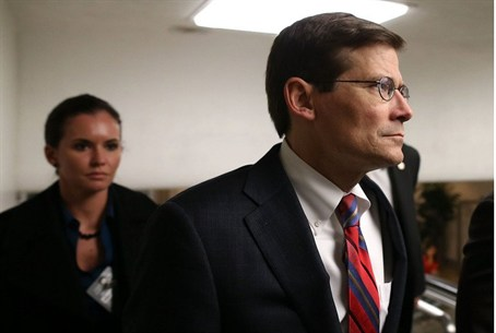 Acting CIA director Michael Morell
