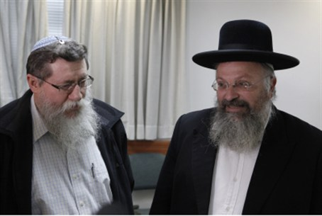 Ketzaleh with Rabbi Eliyahu