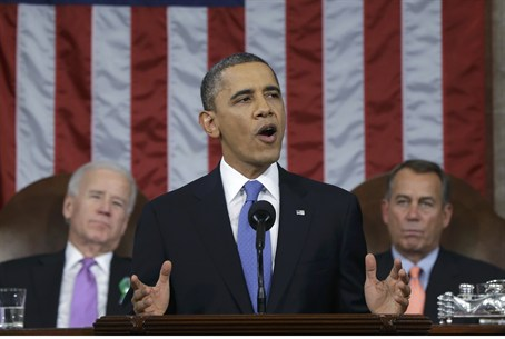 Obama urged congress to act to spur economy