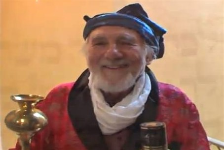 Walter Bingham Purim video