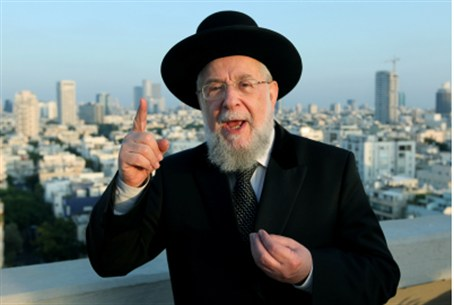 Rabbi Lau