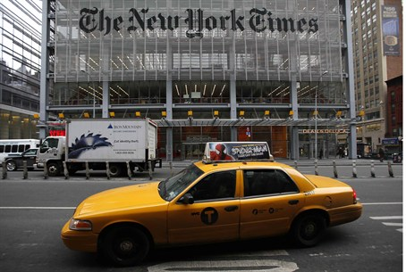 The Herald Tribune will be renamed the Intern