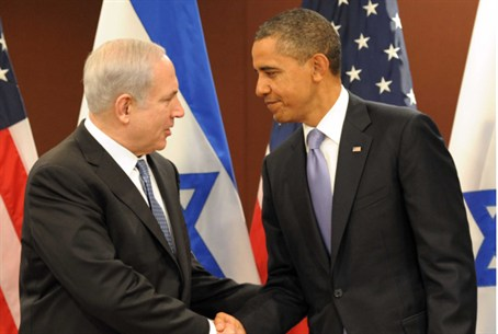 Pres. Obama and PM Netanyahu