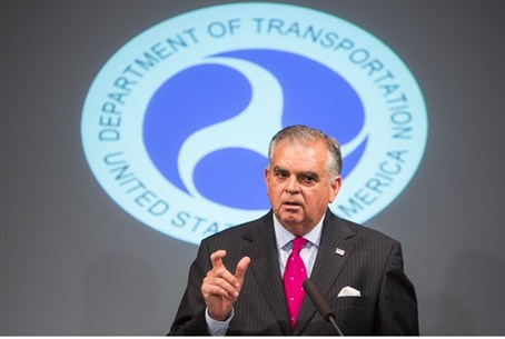 Transportation Secretary Ray LaHood