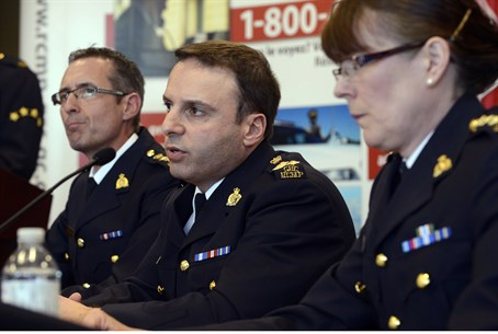 RCMP Chief Superintendent