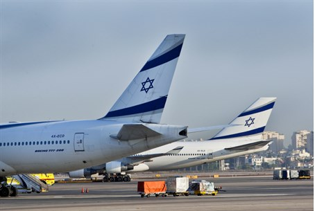 El Al airplanes