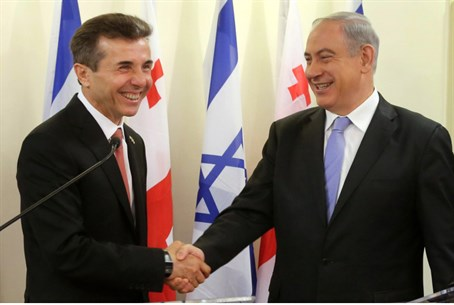Prime Minister Binyamin Netanyahu meets with