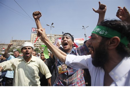 Muslim Brotherhood supporters, 8th July