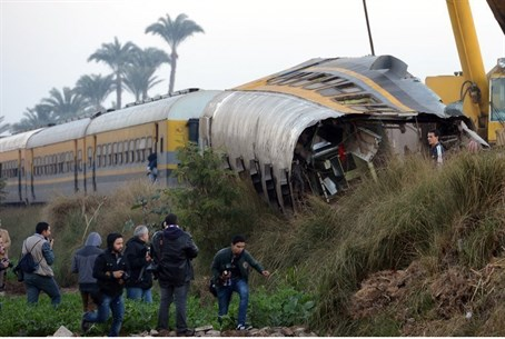Train crash (archive)