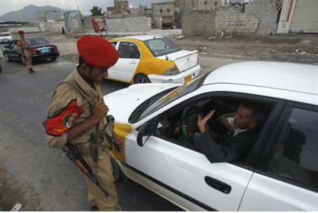 Hightened security in Yemen