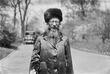 Rav Kook in the USA