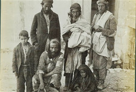 Illustration: Yemenite Family