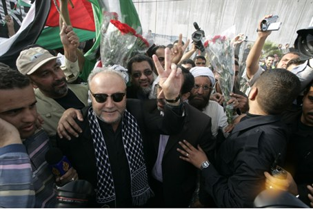 Galloway in Gaza