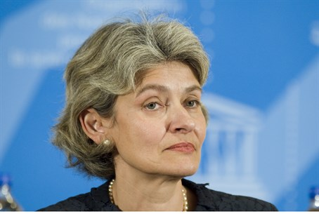 UNESCO Director-General Irina Bokova