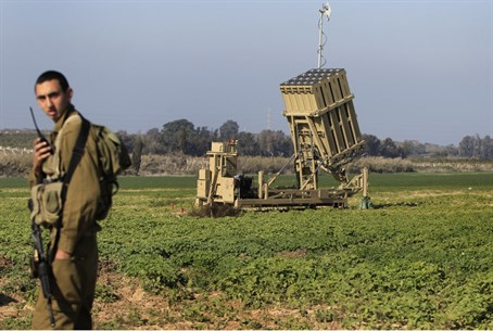 Iron Dome system