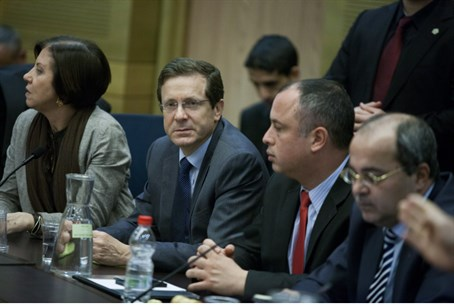 Opposition sits out Knesset debate