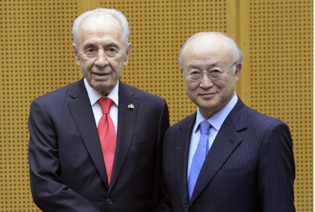 Peres and Amano in Vienna