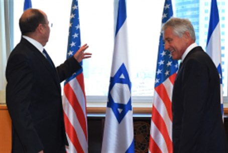 Yaalon and Hagel