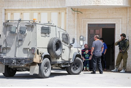 IDF forces search for kidnapped boys in Hevro