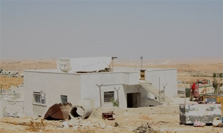 An illegal Arab house