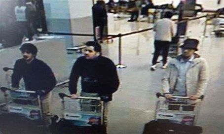 Brussels Suicide Bombers