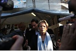 Foreign Minister Alliot-Marie in Jerusalem