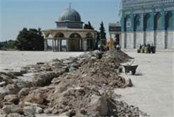 Temple Mount digging